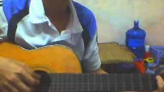 Huyền thoại rượu và vợ - guitar.wmv