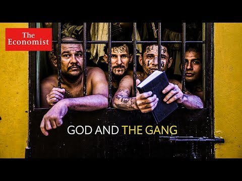 El Salvador's violent gang members are finding God in prison | The Economist