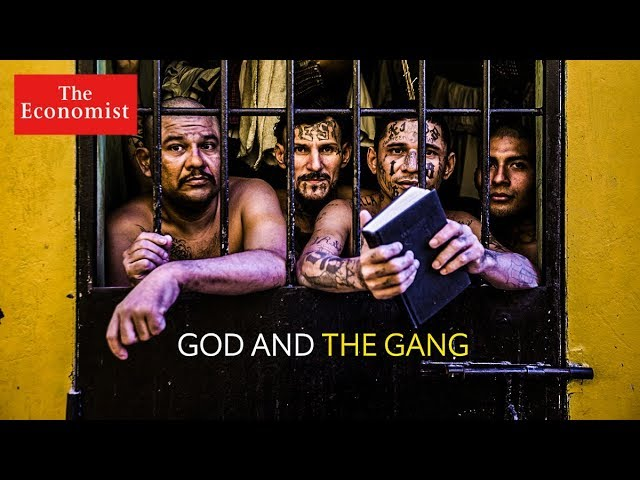 El Salvador's violent gang members are finding God in prison   The Economist