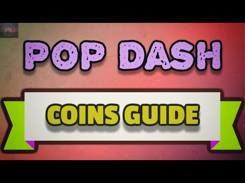 Pop Dash - Tips and Tricks to get Free Coins - Using Reward Apps !