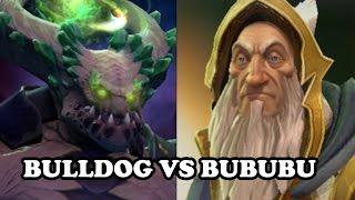 Bulldog en bububu dating