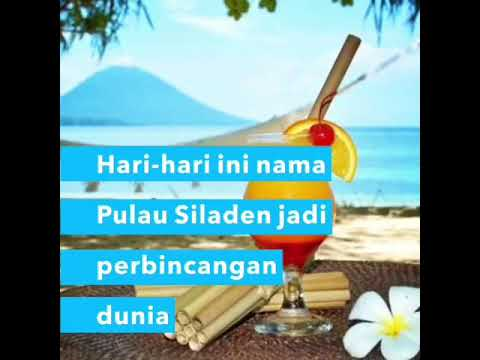 SILADEN ISLAND. Paradise from north sulawesi