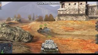 WOT Blitz Лучший танк 3 уровня СУ-76И
