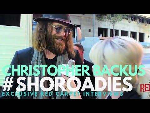 Christopher Backus ed at the premiere of time's Roadies RoadiesPremiere SHORoadies