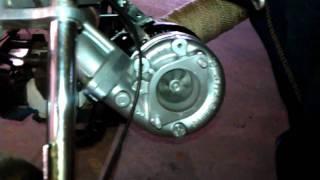 turbo 50 cc pocket bike