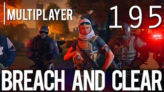 [195] Breach and Clear (Let's Play Tom Clancy's Rainbow Six: Siege PC w/ GaLm)
