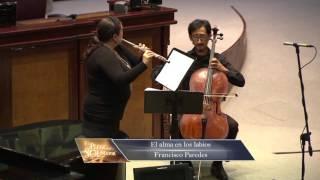 RECITAS DE CUERDAS, FLAUTA Y PIANO - BLOQUE 3