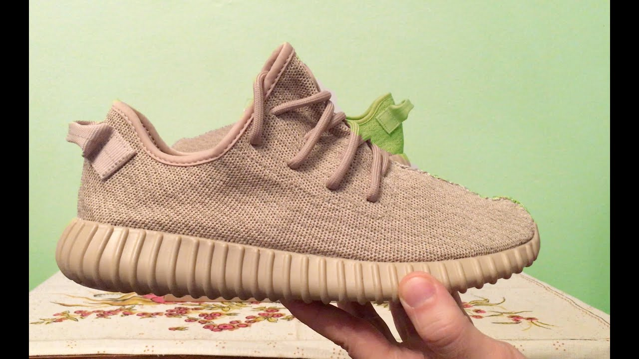 Yeezy Boost 350 'OXFORD TAN' Size 10.5 New with Original Box
