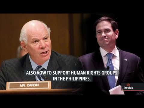 U.S. senator threatens to block weapons sale to PNP