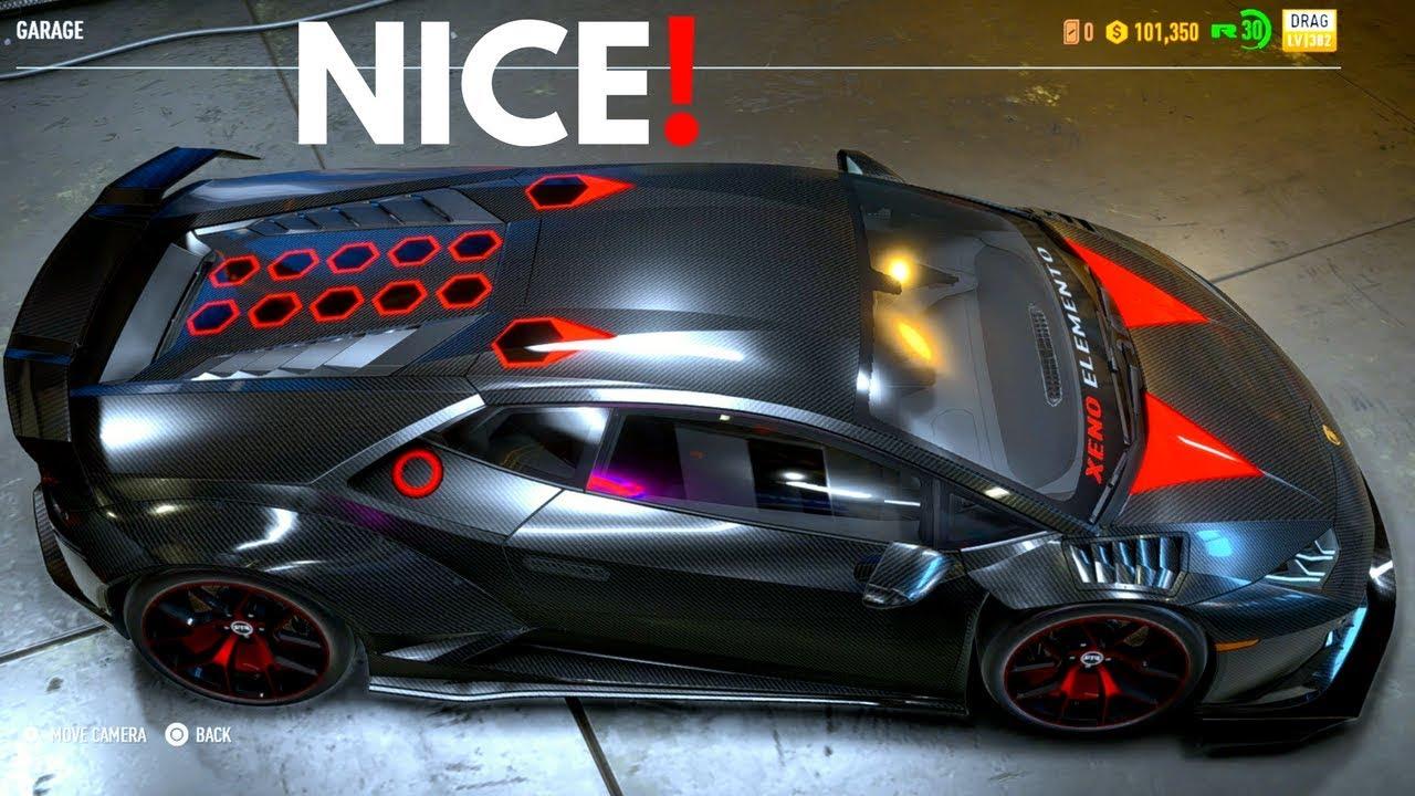 Lamborghini Sesto Elemento Need For Speed Payback Youtube