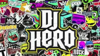 DJ HERO - I Heard It Through The Grapevine vs. Feel Good Inc.