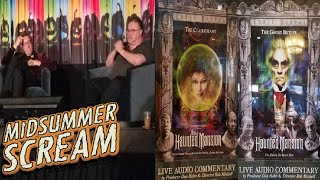 Disney's The Haunted Mansion Film Commentary W/ Director Rob Minkoff & Producer Don Hahn