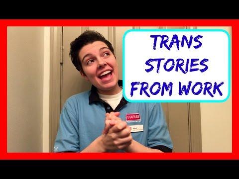 FTM Transgender Stories From Work