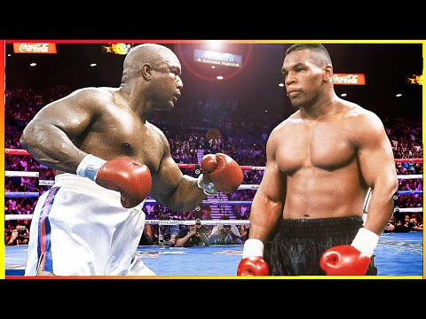 Mike Tyson Vs George Foreman - Fight That Never Happened But Could Have