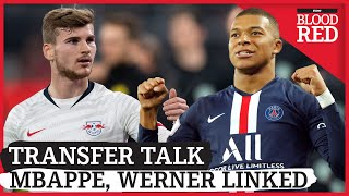 Liverpool Transfer News: Shaqiri Bids Rejected | Timo Werner, Kylian Mbappe Linked