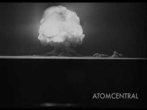Trinity test site still radioactive dating