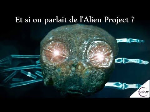 « Et si on parlait de l'Alien Project ? » avec Thierry Jamin & Alain Bonnet - NUREA TV