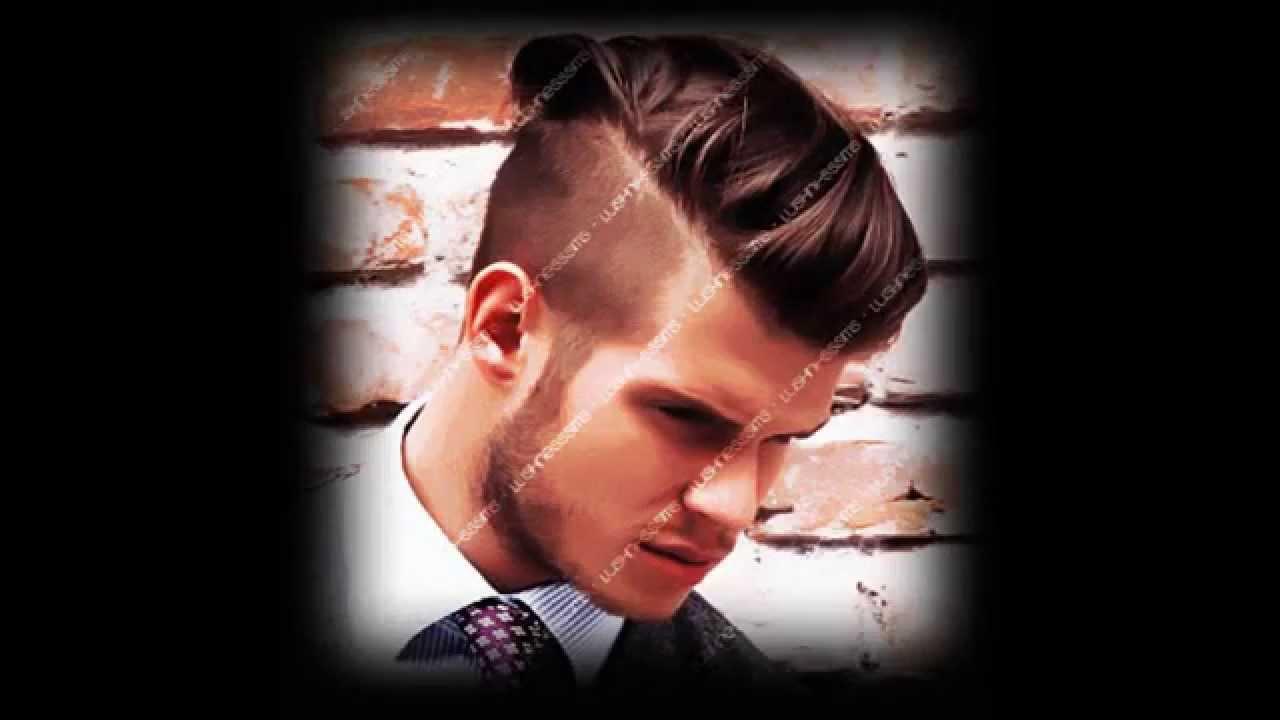 ♛ men hairstyles - september 2015 trends ♛ - youtube