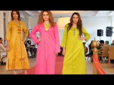 djellaba marocaine 2015 2016 - YouTube 803ceaf4ac5