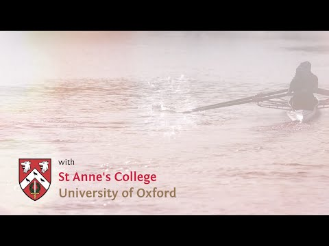 Leaps of Knowledge with St Anne's College, University of Oxford
