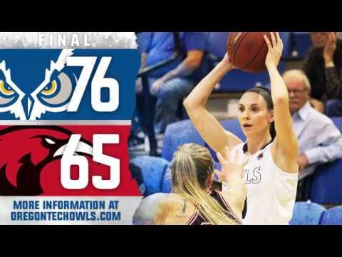 Oregon Tech Womens Basketball vs Simpson University Highlights