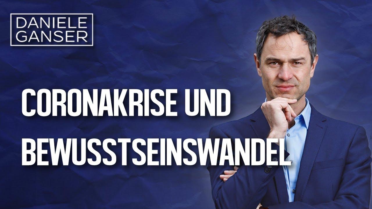 Dr. Daniele Ganser: Coronakrise und Bewusstseinswandel (Sebastian Heinzel 26. November 2020)