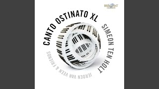 Canto Ostinato for Two Pianos: Section 106