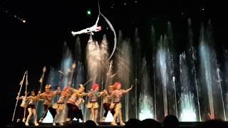 """На льду и в воздухе Цирковое шоу """"Астролябия"""""""