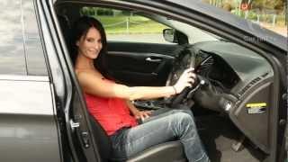 Hyundai i40 Diesel 2013 Review смотреть