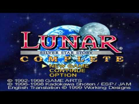 Let's Play Lunar Silver Star Story Complete - Ep.1: Meet Alex, Luna, and Nall