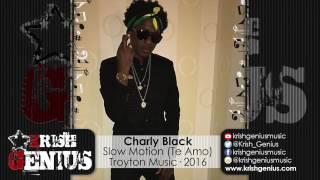 Charly Black - Slow Motion (Te Amo) Sensuous Riddim - Feb 2017