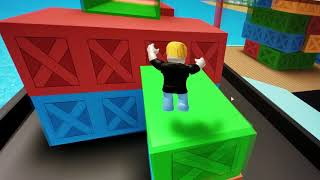 Escape from jail in Roblox Mad City