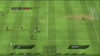 Fifa 10 Real Madrid Vs AC Milan First Half