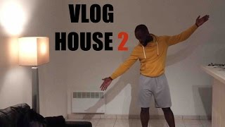 Vlog House 2 - Ennuel Iverson / Nelson Freitas - break of dawn ft. Richie Campbell
