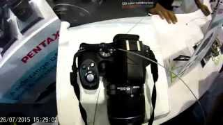 Pentax K 50 DA 18-135 mm WR Lens DSLR Camera