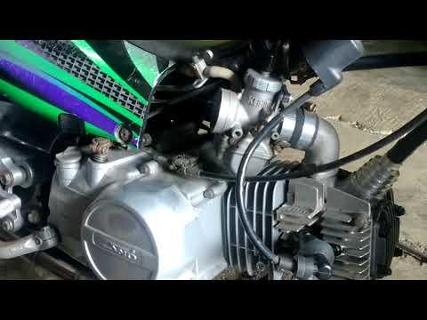 supra x 100cc full tune up 125cc