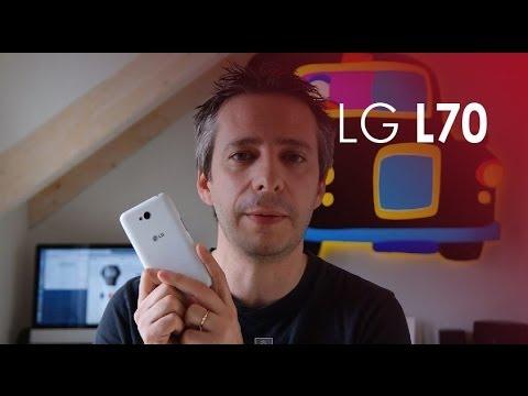 LG L70 la recensione di HDblog.it