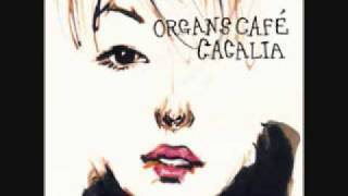 Organs cafeアーティスト写真