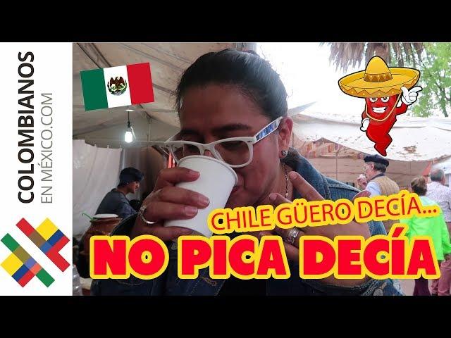 CINCO Mil TAMALES | Colombianos En México
