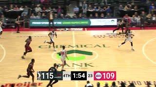 Derrick Walton Jr. (23 points) Game Highlights vs. Grand Rapid Drive