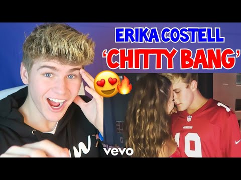 Erika Costell, Jake Paul - CHITTY BANG - REACTION 2018 MUST WATCH