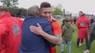AFC grijpt titel in Tweede Divisie 5 mei 2019