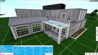 Bloxburg   2 Story Home   Roblox Speedbuild
