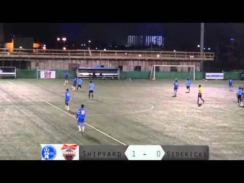 Guam Shipyard vs Sidekicks - 4/9/16