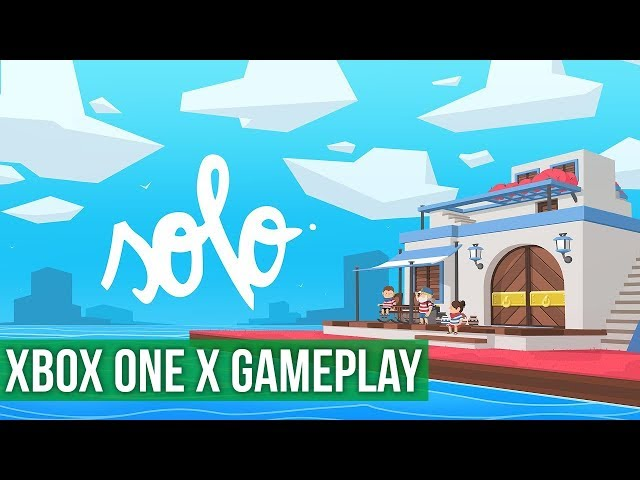 Solo Islands of the Heart ► Xbox One X Gameplay / Preview
