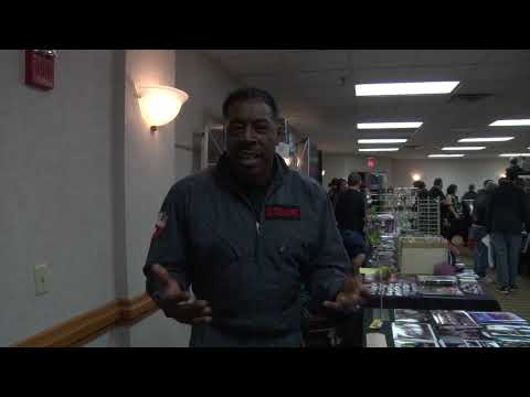Interview with Ernie Hudson at Crypticon 09 Bloomington