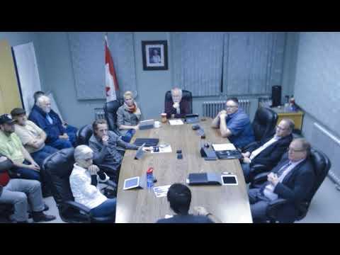 January 22, 2018 Council Meeting