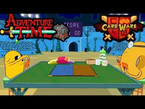 card-wars:-adventure-time-pvp-update!-deck-gem-episode-27-gameplay-walkthrough-android-ios-app
