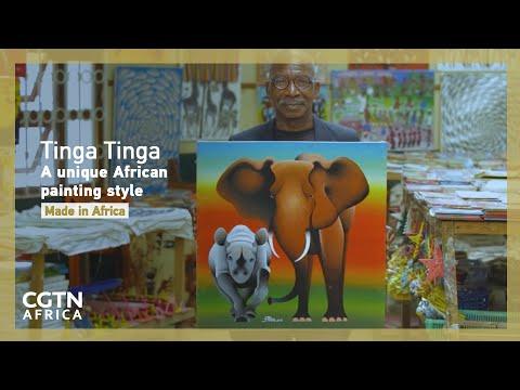Made in Africa: Tinga Tinga Art in Tanzania