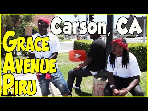 How the Grace Avenue Pirus formed in Carson in 2002 and gained respect from Carson neighborhoods